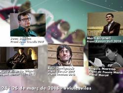 Festival literari de la vila medieval