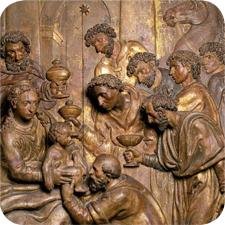 Exposició 'Adoració dels Reis. Escultures del Museu'