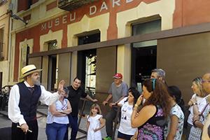 Visita 'Anem al Museu amb el senyor Darder!'