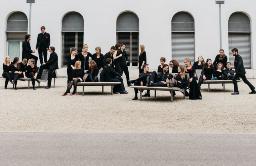 El Webern Kammerchor. Font: web de Cultura de l'Ajuntament de Banyoles