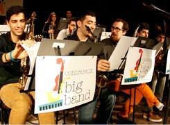 Concert de ContraBaix Big Band Feat. Josep Tutusaus