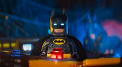 Projecció de la pel·lícula Batman. La Lego: pel·lícula