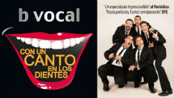 Espectacle musical Con un canto en los dientes