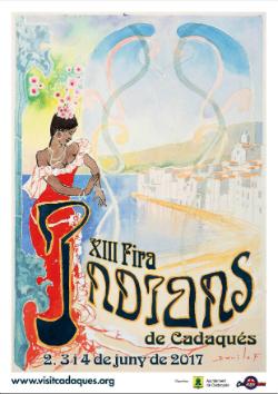 XIII Fira d'Indians de Cadaqués