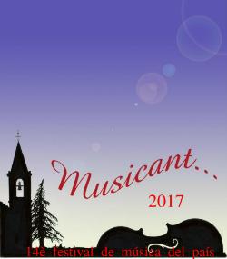 Festival Musicant 2017. Font: el seu web