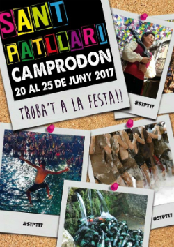Festa Major de Camprodon 2017. Font: web de l'Ajuntament