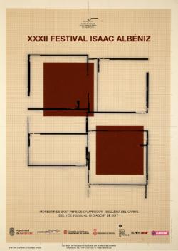XXXII Festival de Música Isaac Albéniz