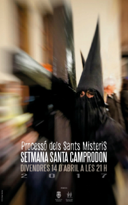 Actes de Setmana Santa a Camprodon