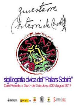 Exposició 'Sigil·lografia cívica del Pallars Sobirà' a Sort