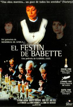 Projecció de la pel·lícula Babettes gaestebud (El festí de Babette), de Gabriel Axel