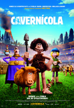 Projeccions de la pel·lícula Cavernícola