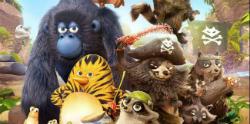 Projecció de la pel·lícula La colla de la selva