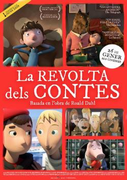 Projecció de la pel·lícula La revolta dels contes