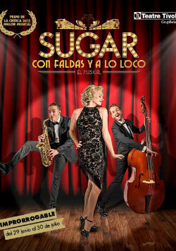 Espectacle musical Sugar