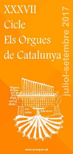 Concert de Jordi Vergés Riart (orgue)