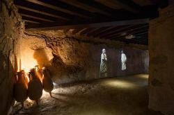 Visites al Criptopòrtic de la Domus dels mosaics d'Empúries