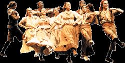 Sant Jordi en dansa a Manresa