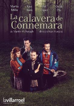 """Espectacle musical """"La Calavera de Connemara"""". Font: web del Teatre Municipal de Bescanó"""
