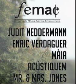 Festival de Música Acústica de Canovelles (FEMAC)