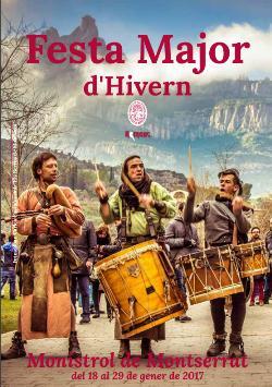 Festa Major d'Hivern a Monistrol de Montserrat