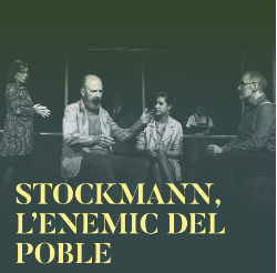 Representació d'Stockmann, l'enemic del poble