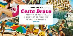 """Exposició """"1960's-1970's Costa Brava: mostra de postals"""", de Jordi Puig. Font: web de Turisme de Figueres"""