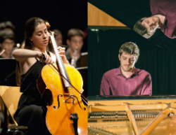 Concert d'Ester Puig (violoncel) i Marc Serra (piano)