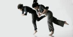 Espectacle de dansa contemporània