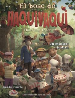 Projecció de la pel·lícula El bosc de Haquivaqui