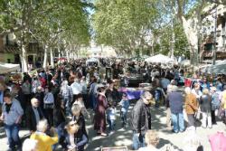 Fires del Primer de Maig a Figueres