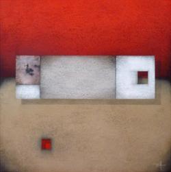 Exposició de Frank Jensen. Pintura