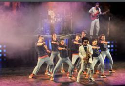 """Espectacle de hip-hop """"La Llei de Lassus"""". Font: www.figueresaescena.com"""