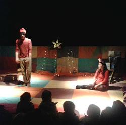 L'hora del conte: companyia La Minúscula, amb Contes de Nadal