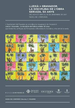 Exposició 'Lleixà=gravador. La disciplina de l'obra seriada. 50 anys'