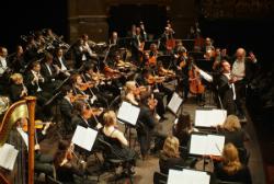 Concert del Cor i l'Orquestra de Cambra de l'Empordà