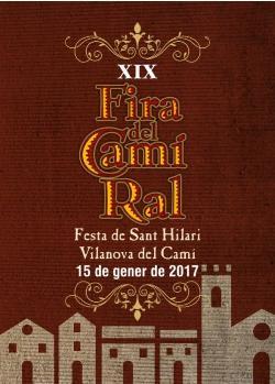 XIX Fira del Camí Ral-Festa de Sant Hilari