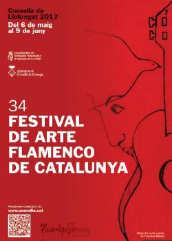 34 Festival de Arte Flamenco de Catalunya