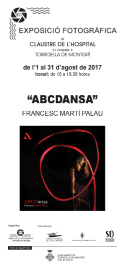 Exposició 'Abcdansa', de Francesc Martí Palau