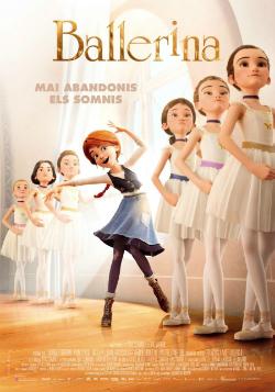 """Projecció de la pel·lícula """"Ballerina"""". Font: www.gencat.cat (Generalitat de Catalunya)"""