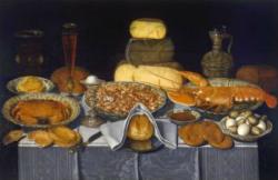 """Conferència """"Del bodegó al #foodporn: alimentació, art i societat en el camí cap a la Modernitat"""". Font: web dels Amics del Museu d'Art de Girona"""