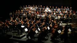 """Concert participatiu """"Cantem el cinema!"""" Font: web de l'Auditori de Girona"""