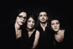 Concert del Dalia Quartet. Font: web de l'Auditori de Girona