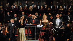 Concert de l'Orquestra Simfònica i el Cor estatals d'Ucraïna. Font: web de l'Auditori de Girona