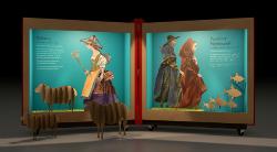 """Exposició """"16 personajes que maravillan...y Miguel de Cervantes"""". Font: www.revistadc.com"""