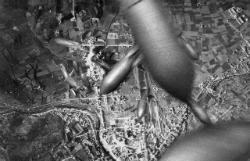 """Recorregut guiat """"Girona bombardejada"""".  Font: Museu d'Història de la ciutat de Girona"""