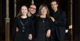 Concert del quartet vocal Catalinka. Font: web de la Casa de Cultura de la Diputació de Girona