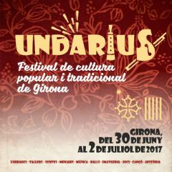 Festival Undàrius 2017. Font: el seu web