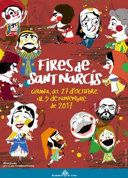 Fires i Festes de Sant Narcís 2017 a Girona