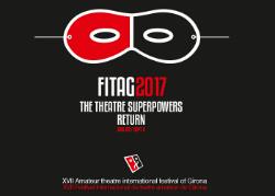 XVII Festival Internacional de Teatre Amateur de Girona-FITAG. Font: el seu web