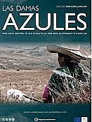 """Projecció de la pel·lícula """"Las damas azules"""", de Bérengère Sarrazin (2015). Imatge extreta del web http://americat.barcelona/es"""